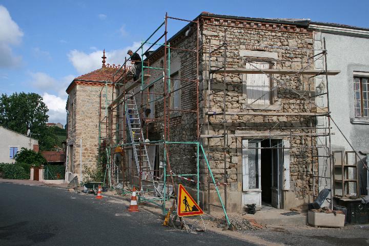 Reportage entrepote - Reportage renovation maison ...